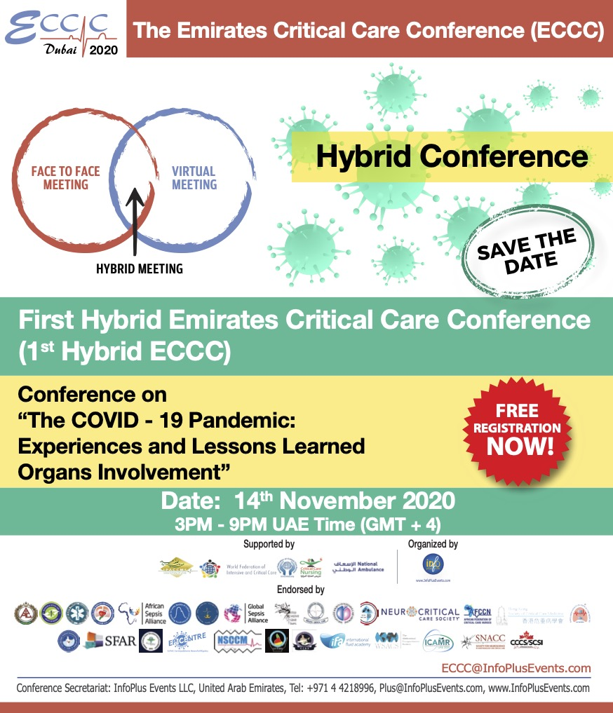 First Hybrid ECC Conference Flyer